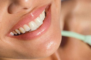 esthetic tooth re-contouring